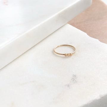 Ellipsis Ring