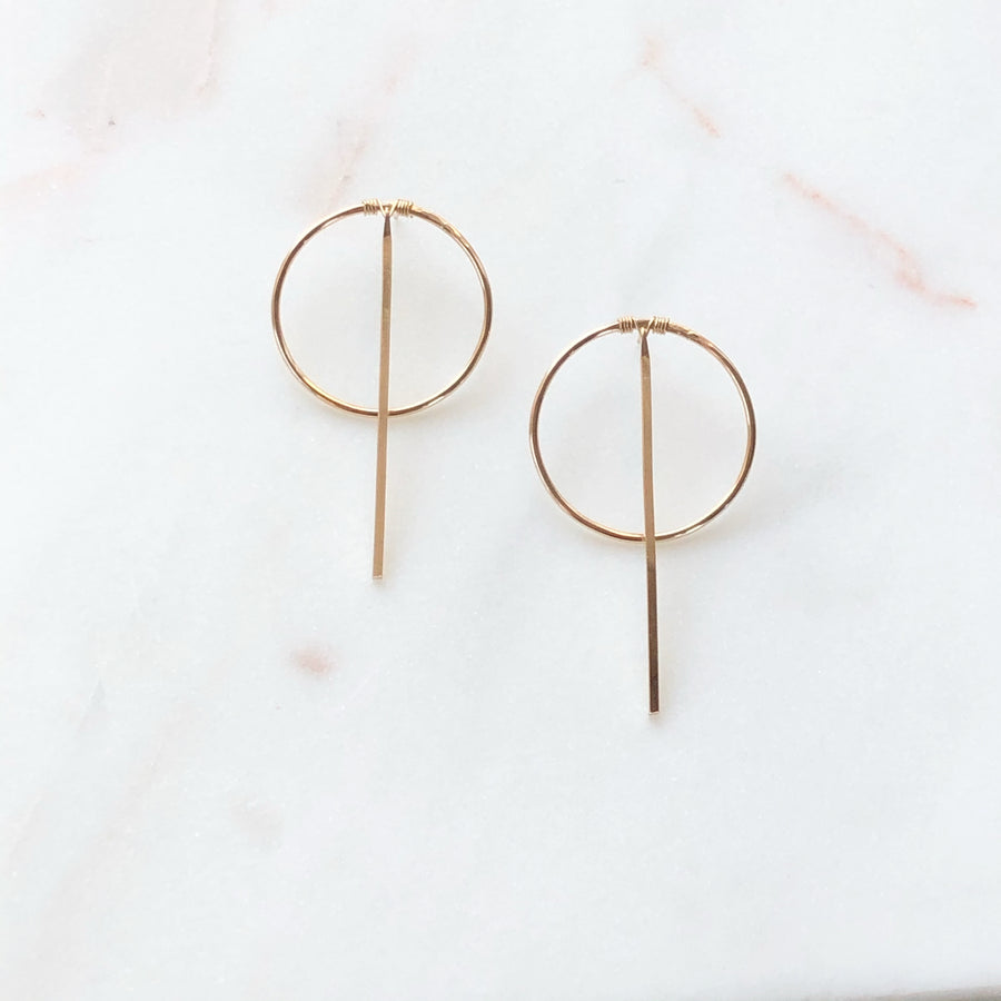 Cirque Earrings - Token Jewelry