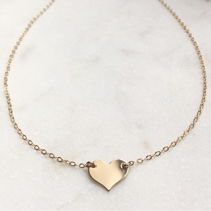 Sweetheart Necklace - Token Jewelry