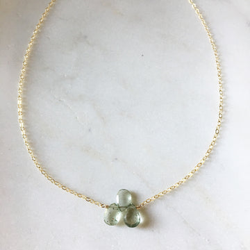 Dewdrop Necklace - Token Jewelry Designs