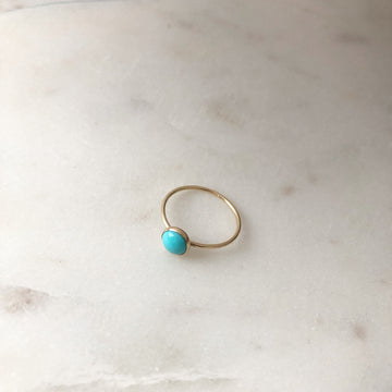 Turquoise Ring - Token Jewelry Designs