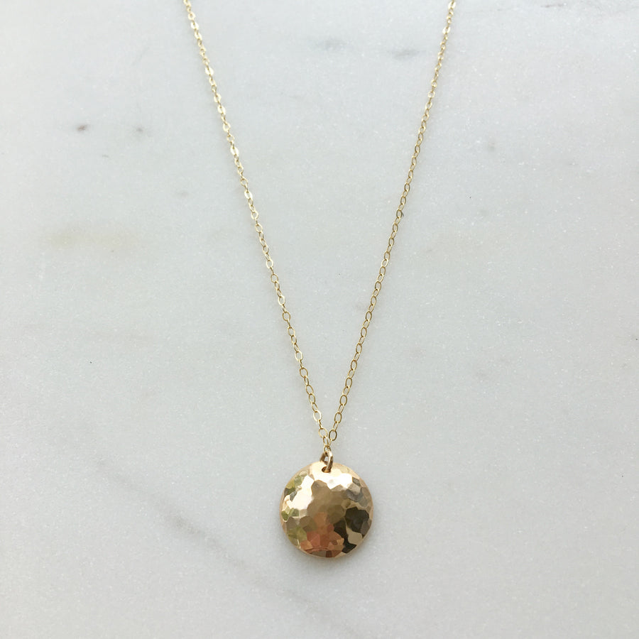 Cove Necklace - Token Jewelry