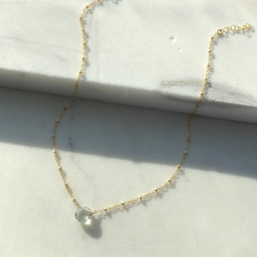 La Mer Necklace - Token Jewelry