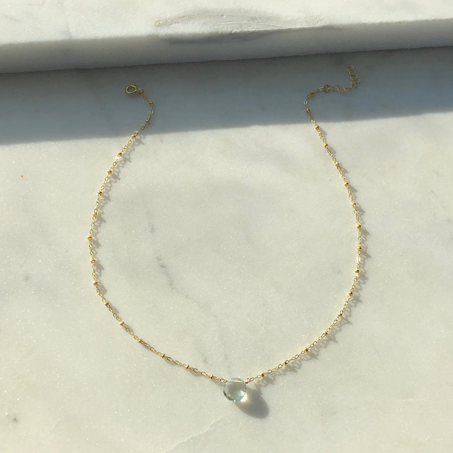 La Mer Necklace - Token Jewelry Designs