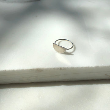 Sunrise Ring / Final Sale - Token Jewelry Designs