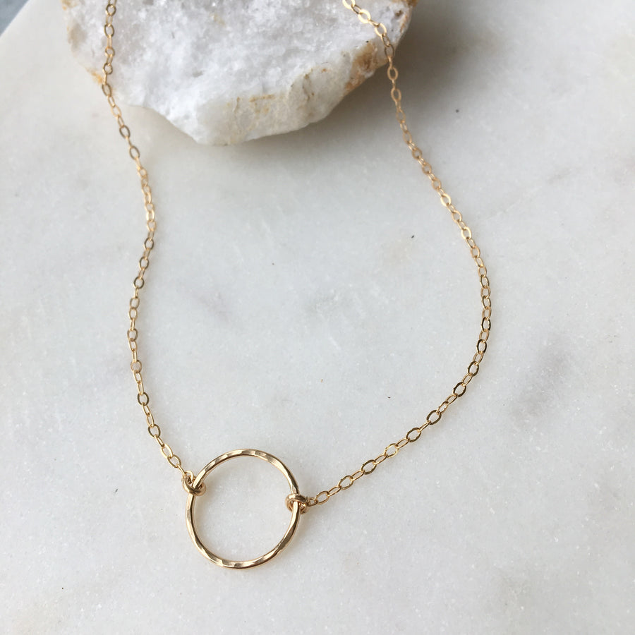 Eternity Necklace - Token Jewelry