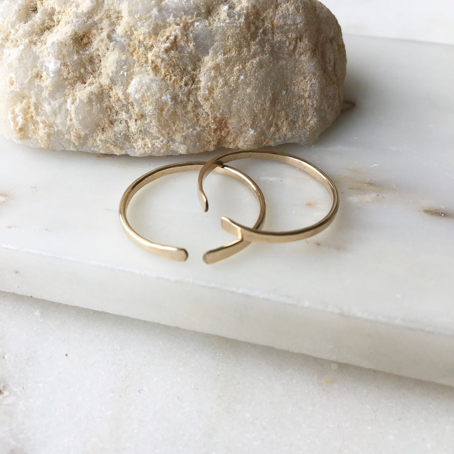 Open Ring - Token Jewelry Designs