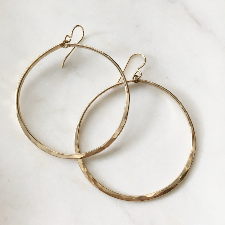 Wanderlust Earrings - Token Jewelry Designs