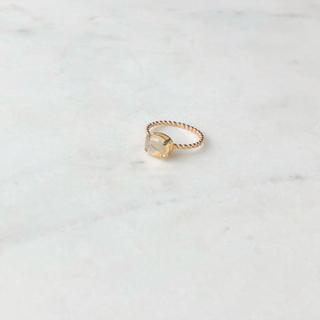 Juliet Ring - Token Jewelry Designs