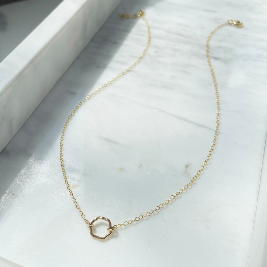 Little Honey Necklace