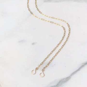 Narrow Links Mask Chain | Wholesale