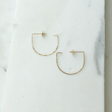 Saki Earrings - Token Jewelry Designs