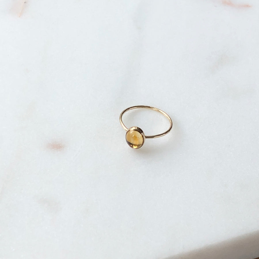 Soleil Ring - Token Jewelry Designs