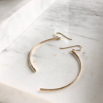 Crescent Moons - Token Jewelry Designs