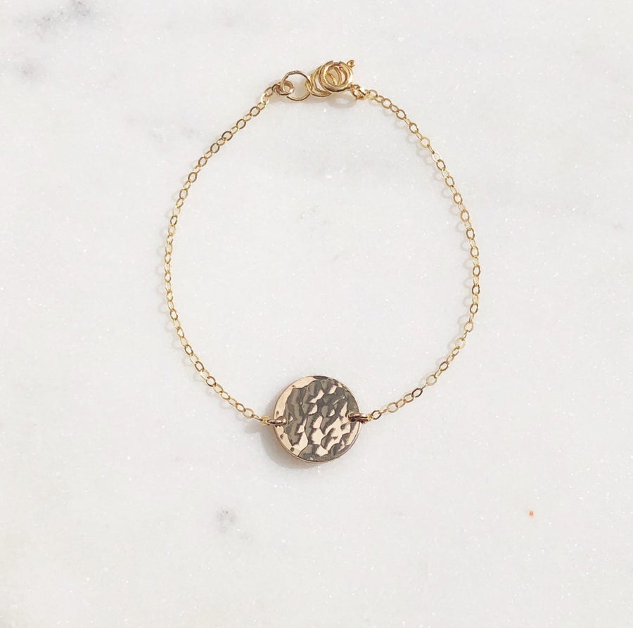 Full Moon Bracelet - Token Jewelry
