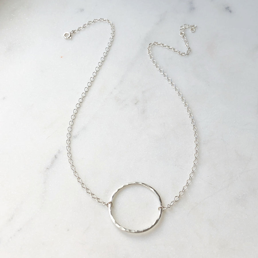 Halo Necklace - Token Jewelry Designs