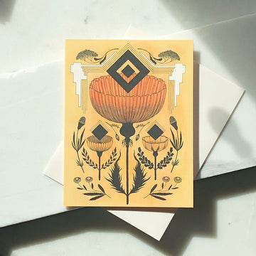 Sahara Card - Token Jewelry Designs