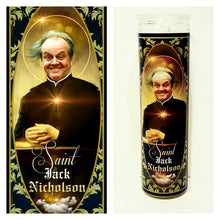 Jack Nicholson Prayer Candle - Kitschup Creations