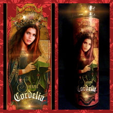Buffy/ Cordelia Prayer Candle - Kitschup Creations