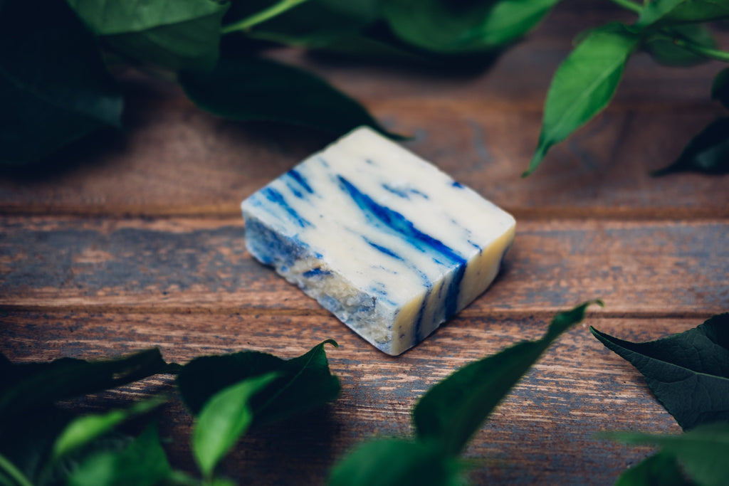 Use Handmade Soap - It is good for your skin