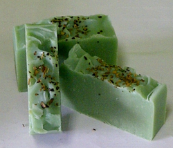 Tea Tree Shea Butter Soap