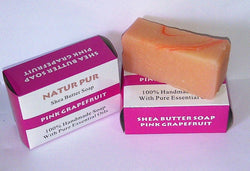 Pink Grapefruit Shea Butter Soap