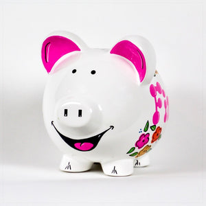 Personalized Gifts- Piggy Bank - The Canteen