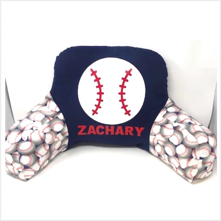 Custom Spoerts Baseball Boyfriend Pillow - The Canteen