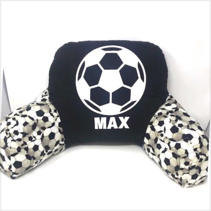 Custom Sports Soccer Boyfriend Pillow - The Canteen