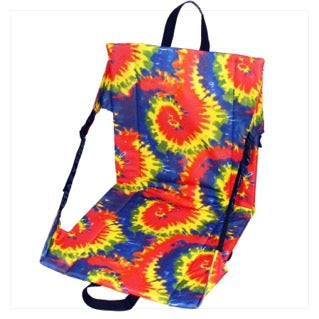 Crazy Creek Camp Chair Tie Dye