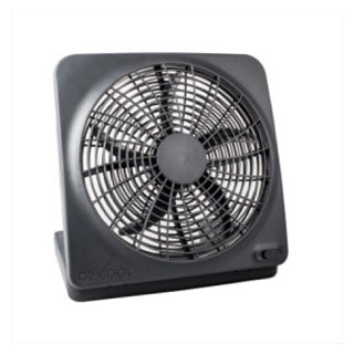 Portable Fan - 10 inch with AC Adapter - The Canteen