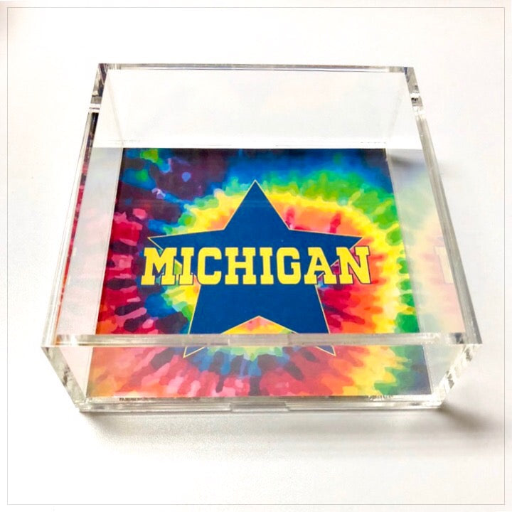 Custom Acrylic Tray - The Canteen - Michigan