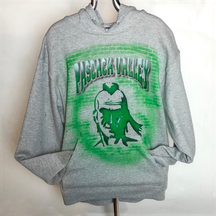 Cuatom Airbrushed Sweatshirt Pascack Valley - The Canteen