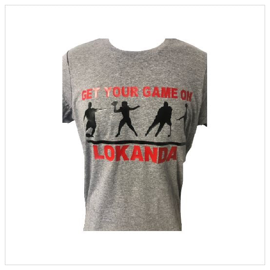 Custom Camp Game On T-Shirt - The Canteen