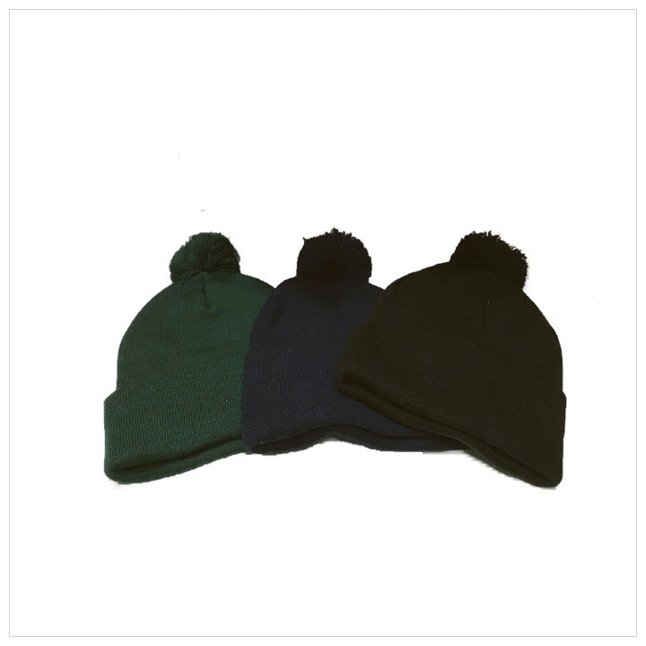Custom Knit Hat- The Canteen