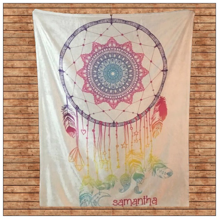 Custom Dream Catcher Blanket - The Canteen