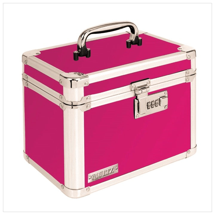 Personal Security Lock Box - Pink - The Canteen