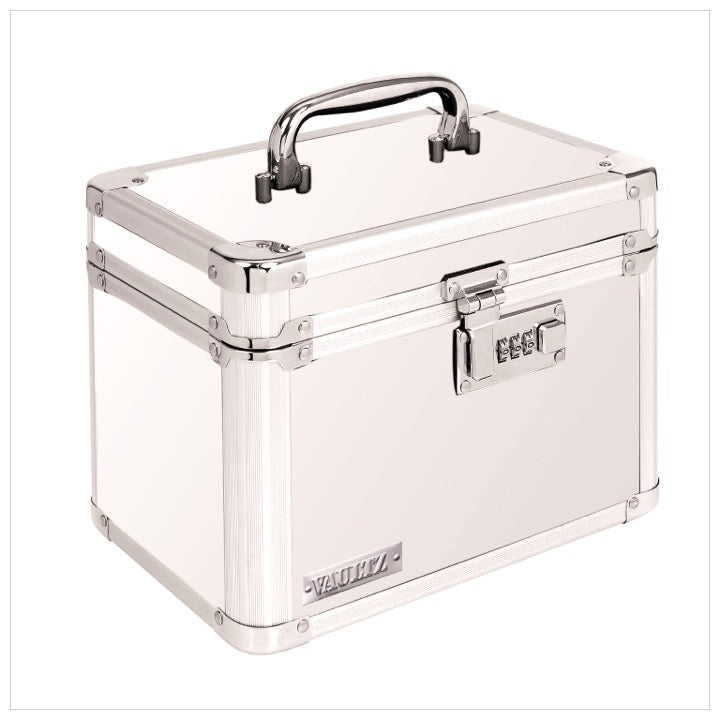 Personal Security Lock Box - White - The Canteen