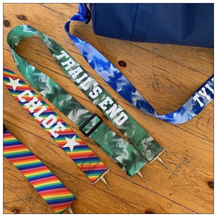 Custom Guitar Straps - The Canteen