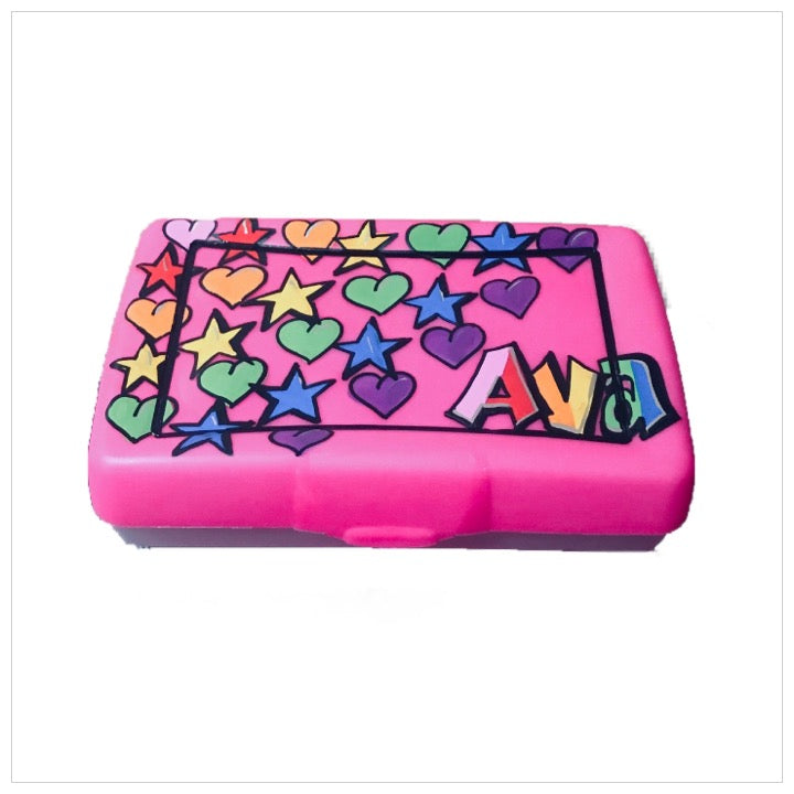 Personalized Pencil Box - The Canteen