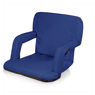 Camp Chair with Arms Blue - The Canteen