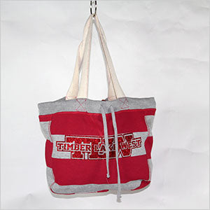 Personalized Jersey Striped Bag - The Canteen