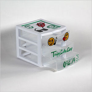 Personalized Small Drawers - The Canteen