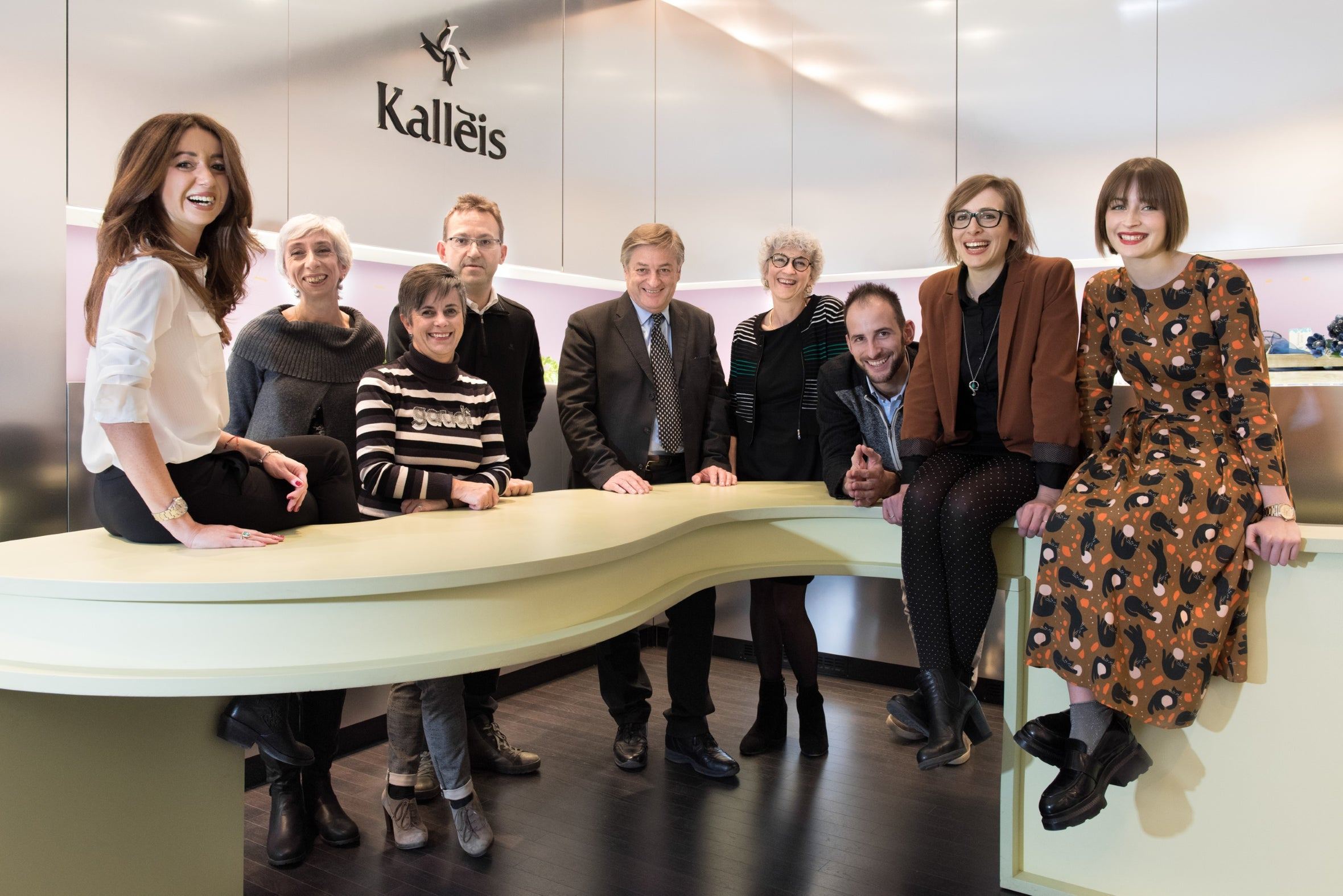 Kalleis has built a trusted reputation amongst dermatologists and other skin health professionals around the world.