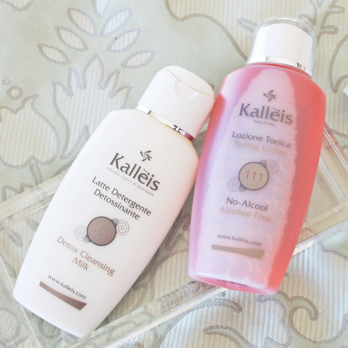 Kallèis Cleansing Routine Duo