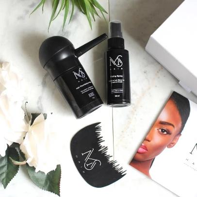 2x Hair Foundation Kit Bundle
