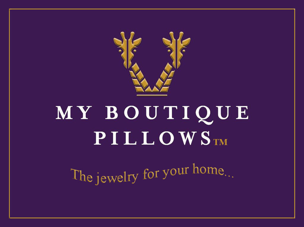 My Boutique Pillows