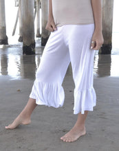 Inspired by Matilda Jane Big Ruffle Capris 15 Colors To Choose From