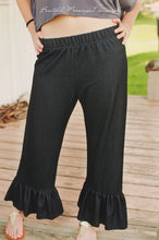 Womens Handmade Ruffle Pants Inspired by Matilda Jane