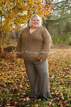 Plus Size Womens Ruffle Pants Matilda Jane Inspired